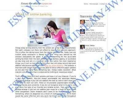 Esl literature review writers service for mba